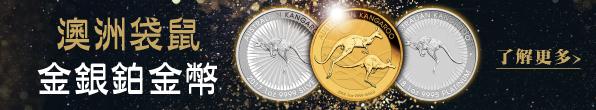 Australian Kangaroo Bullion Coins