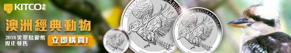 2018 Kookaburra Coin