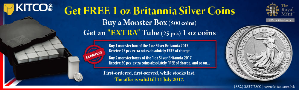 Royal Mint 1 oz Silver Britannia